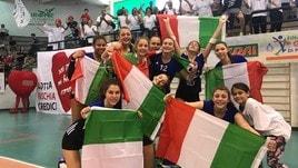 Volley: il Volleyrò è Campione d'Italia Under 14 Femminile