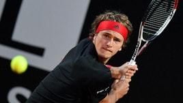 Internazionali di Roma, Zverev conquista la finale con Nadal