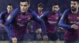 Barcellona, ecco la nuova maglia per la stagione 2018/2019