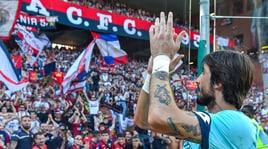 Perin, addio commovente al Genoa