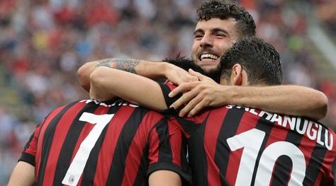 Manita Milan, Gattuso va in Europa senza preliminari. Il Crotone torna in B