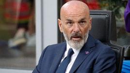 Serie A Fiorentina, Pioli: «Siamo andati a 1000 all'ora negli ultimi due mesi»