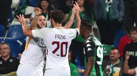 Sassuolo-Roma 0-1: un autogol di Pegolo regala il terzo posto a Di Francesco