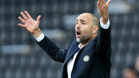 Serie A Udinese, Tudor: «Importante non aver preso gol»