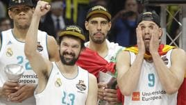 Basket: Real Madrid vince l'Eurolega