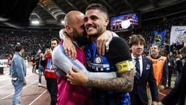 Lazio beffata, in Champions va l'Inter