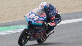 Moto3 Francia, numero da fenomeno di Kornfeil