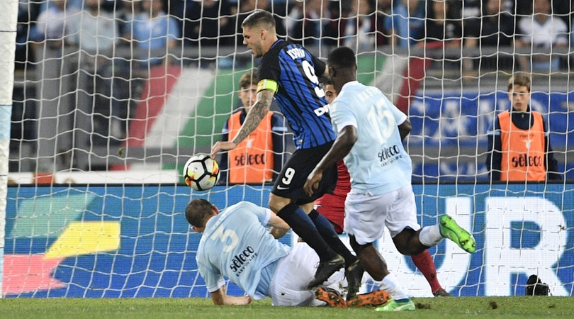 Image result for icardi de vrij lazio