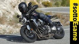 VIDEO-TEST Honda CB1000R 2018