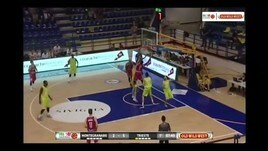 HL Gara 3 Quarti Playoff - XL Extralight Montegranaro vs Alma Trieste
