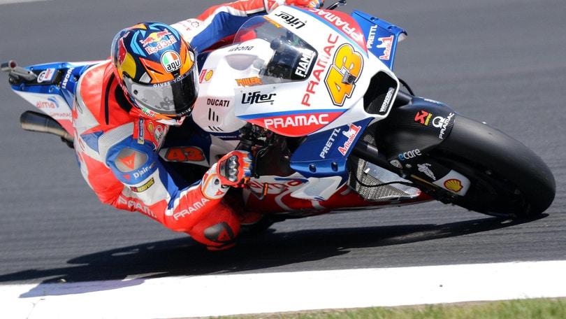 MotoGp, Miller: «Bello vedere Marquez per tutta la gara»