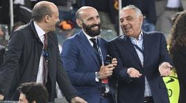Calciomercato Roma, Monchi: «Alisson? Se va via, torno io in porta...»