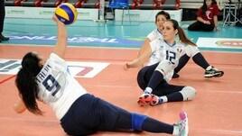 Sitting Volley: la nazionale femminile in collegiale ad Albano