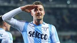 Juventus, Emre Can poi l'assalto a Milinkovic-Savic