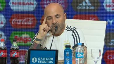 """Sampaoli: """"Niente Icardi, dovevo sceglierne quattro"""""""