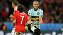 Nainggolan non si dà pace:«Meritavo il Mondiale. A Maradona cosa dovremmo dire?»