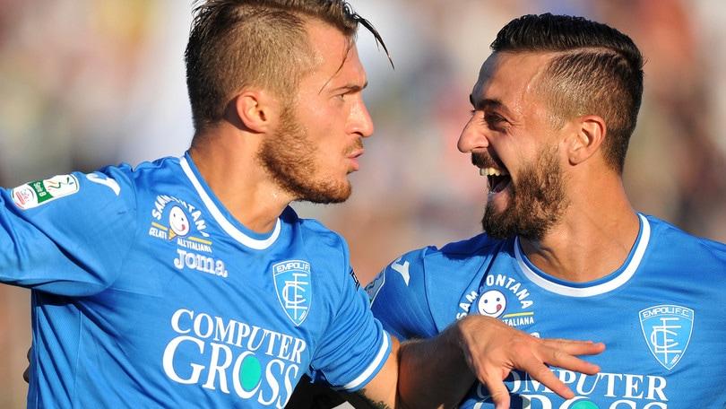 Calciomercato Empoli, Caputo-Donnarumma coppia gol anche in Serie A