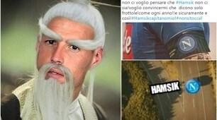 Hamsik via da Napoli? Il popolo azzurro si divide sui social tra ironia e disperazione