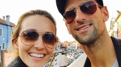 Djokovic compie gli anni: la lettera d'amore della moglie Jelena