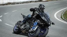Yamaha Niken: sorpresa a tre ruote