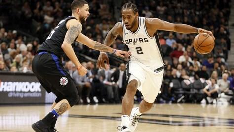 NBA, Spurs pronti a tutto per trattenere Leonard