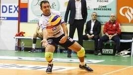 Volley: A2 Maschile, Romiti nuovo libero di Grottazzolina