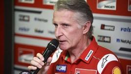 MotoGp Ducati, Ciabatti: «Fra qualche giorno annunceremo il pilota»