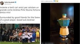 Napoli, il profilo Twitter di Ancelotti invaso dai tifosi