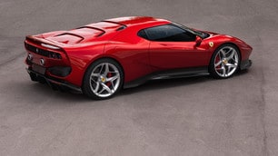 Ferrari SP38, la 488 mai vista