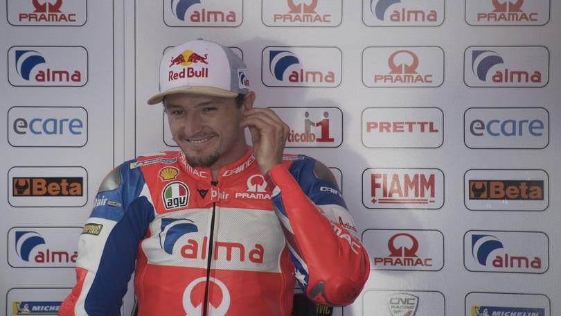 MotoGp Ducati, Miller: «In entrambi i casi sarò in sella ad una GP19»