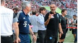 Bayern-Napoli, lo show dell'Audi Cup
