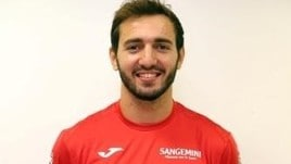 Volley: Superlega, Gabriele Di Martino è il primo rinforzo di Sora