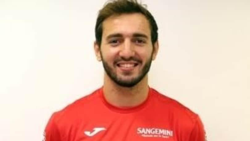 Volley: Superlega, Gabriele Di Martino è il primo rinforzo di Sora