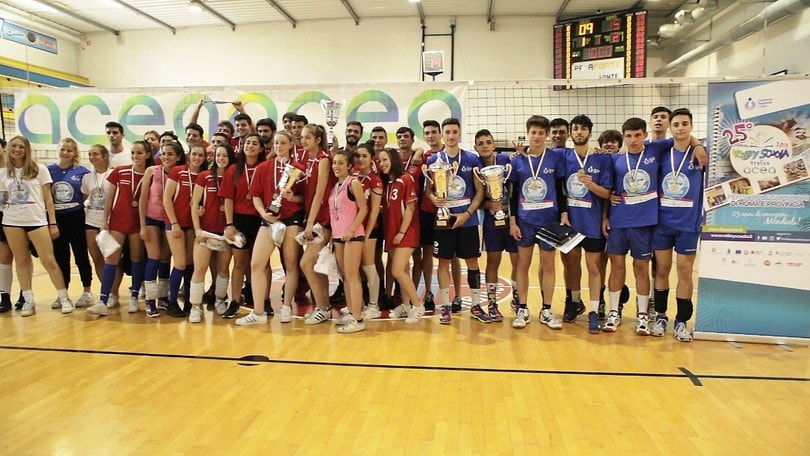 Volley: Volley Scuola, il Pacinotti Archimede fa man bassa