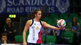 Volley: A1 Femminile, Marika Bianchini nel roster di Monza