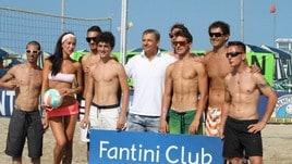 In spiaggia con i campioni della MotoGP