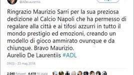 De Laurentiis