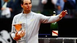 Tennis, Nadal senza rivali anche a Parigi
