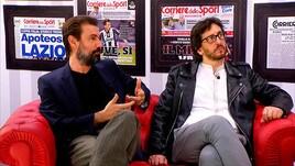 Fabrizio Gifuni: «L'addio di Buffon? Vi dico la mia»