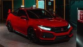 Honda Civic Type R pick-up: trasporti eccezionali