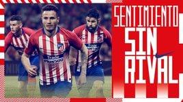 Atletico Madrid, il club presenta le nuove maglie: non c'è Griezmann