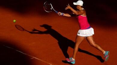 Tennis, Barty è la prima semifinalista diStrasburgo