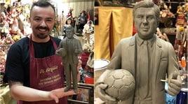 Napoli ama già Ancelotti: è pronta la statuetta per il Presepe