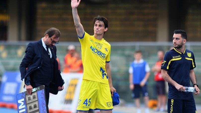 Calciomercato Chievo, Inglese saluta i tifosi: «Lascio una famiglia»