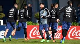 Argentina al lavoro: Russia 2018, il mondiale di Messi?