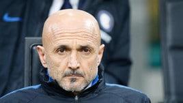 Inter, Spalletti: «Il rinnovo? Non c'è fretta...»
