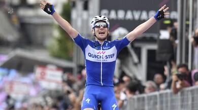 Giro d'Italia: Schachmann vince la18ª tappa