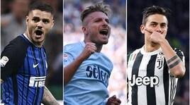 Da Verdi a Immobile-Icardi: i gol più belli della Serie A
