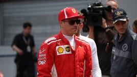 F1 Monaco, Raikkonen: «C'è del margine di miglioramento»