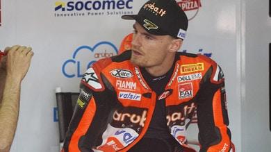 Superbike Ducati, Davies: «Voglio la prima vittoria a Donington»